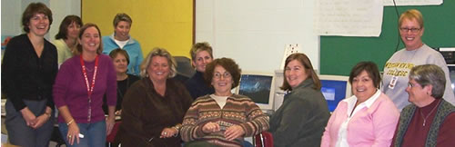 SLPs from the Washington-Saratoga-Warren-Hamilton-Essex Board of Cooperative Educational Services